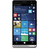 "HP ELITE X3 Windows 10 Mobile, Phablet, IP67, dual sim, Display multitouch Amoled 6"" WQHD, Grafite e cromo"