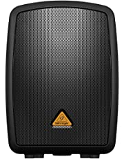 Behringer MPA40BT All-in-One Portable PA System with Full Bluetooth Connectivity, Black