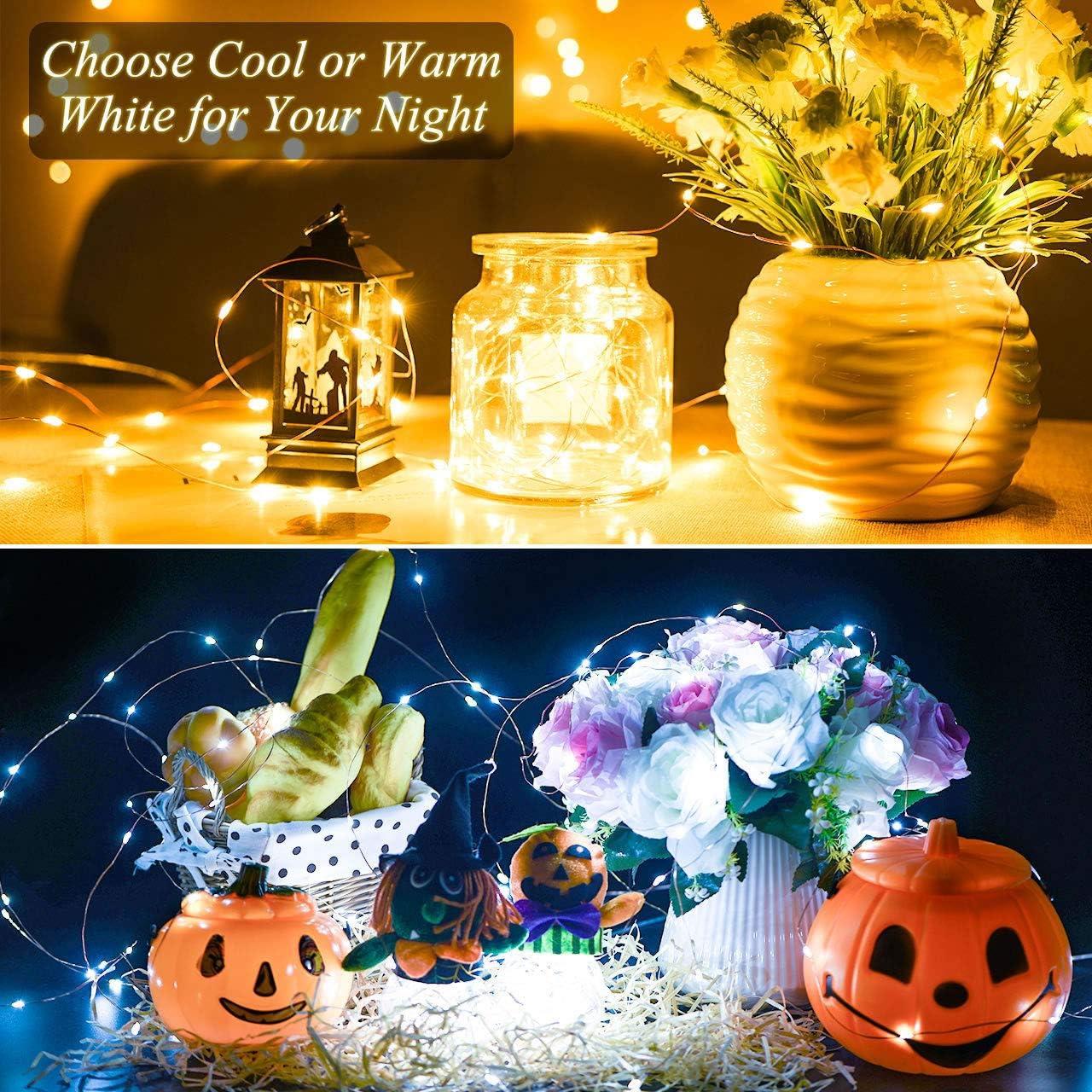Mpow 33ft String Lights 燈串(2Pcs), 派對/節日裝飾,溫馨有氛圍
