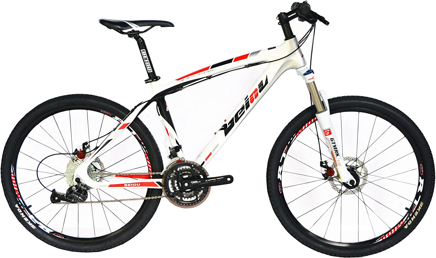 BEIOU® Toray T700 Carbon Fiber Mountain Bike Complete Bicycle