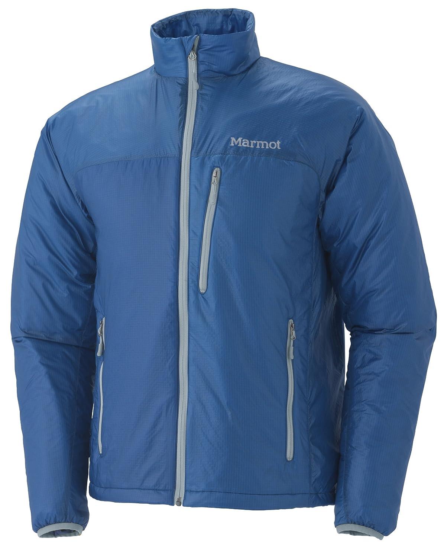 marmot herren primaloft jacke baffin jacket vapor blue. Black Bedroom Furniture Sets. Home Design Ideas
