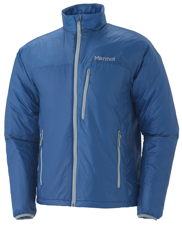 Marmot Herren PrimaLoft Jacke Baffin Jacket, Vapor Blue, XS, 72690-2645-2