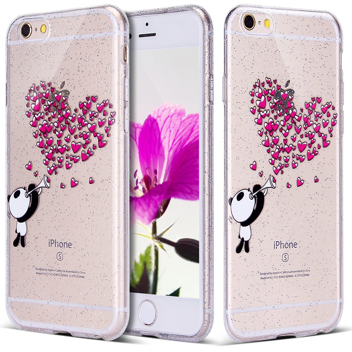 Amazon com: iPhone 6 Case, ihreesy Slim Lightweight iPhone 6S Cases