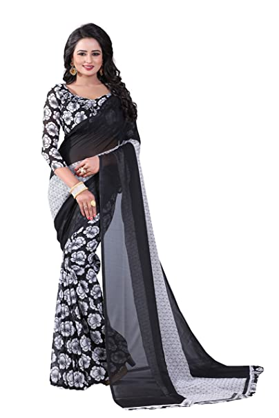 41335ed93d Saree For Women Party Wear Half Sarees Offer Designer Below 500 Rupees Latest  Design Under 300 Combo Art Silk New Collection 2018-2019 In Latest With ...