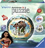 "Ravensburger 122660 ""Disney Moana"" 3D Puzzle (108-Piece)"