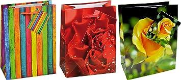 TSI 83604 - Bolsas de regalo decoradas con decoración ...