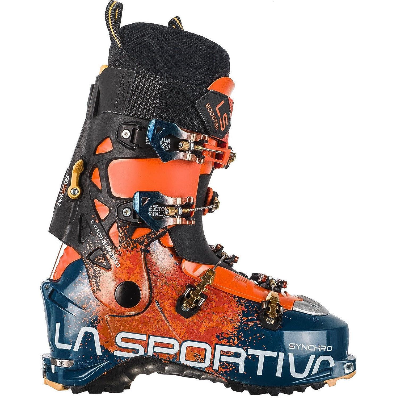 La Sportiva Unisex-Erwachsene Synchro Ocean/Lava Trekking-& Wanderstiefel