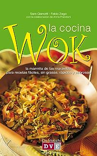 La cocina wok (Spanish Edition)