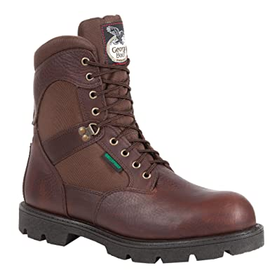 for sale official site Georgia Boot Homeland Men's ... 8-in. Waterproof Work Boots clearance browse 5dozWBPQ4