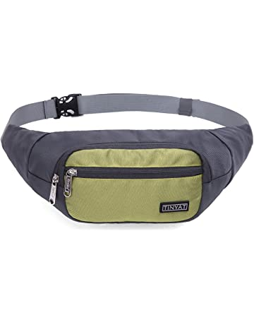 02d605a82d93 TINYAT Travel Fanny Bag Waist Pack Sling Pocket Super Lightweight For  Travel Cashier s box
