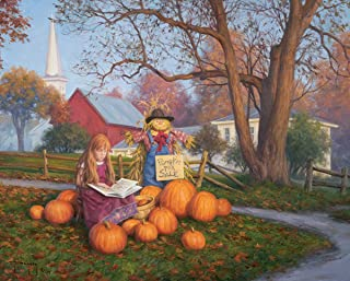 product image for White Mountain Puzzles Pumpkins For Sale (1000 Pieces)
