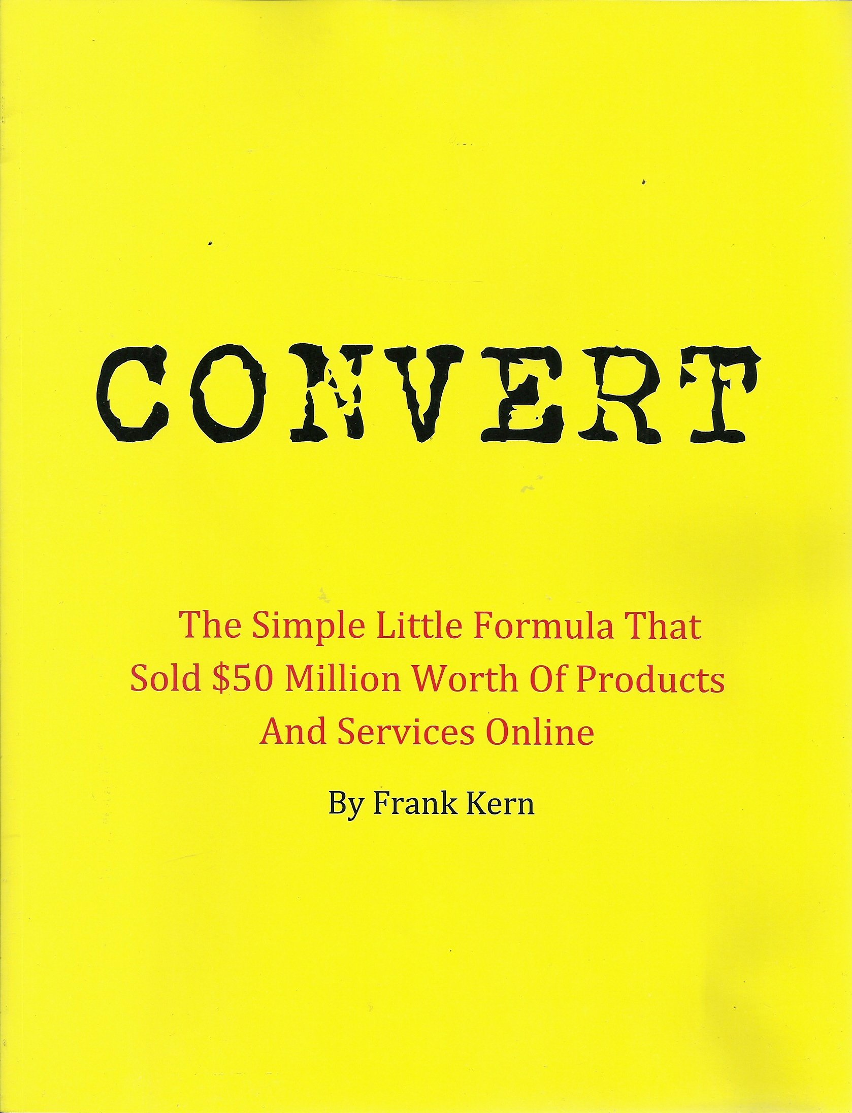 convert the simple little formula that sold 450 million worth of