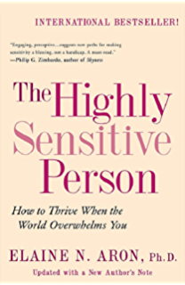 The Highly Sensitive Person Book