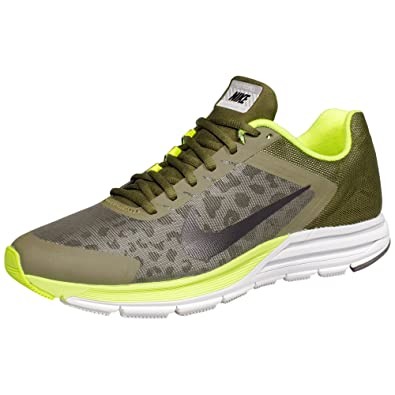 131efa5eeb57 Nike Zoom Structure+ 17 Shield Mens Running Trainers 616304 307 Sneakers  Shoes Dark Loden (uk