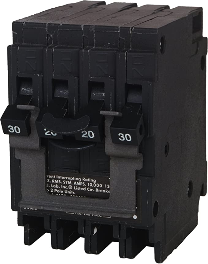 Murray MP220SN 30-Amp Double Pole Switching Neutral Breaker