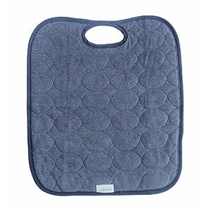 Koo-di Wetec Baby Seat Protector KD037 Charcoal