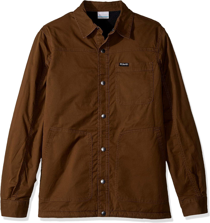 Columbia Mens Rugged Ridge Shirt Jacket