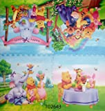 Baby Bucket EVA Foam Puzzle Floor Mat, 62x62x1 Cm , Multicolor, Set of 4