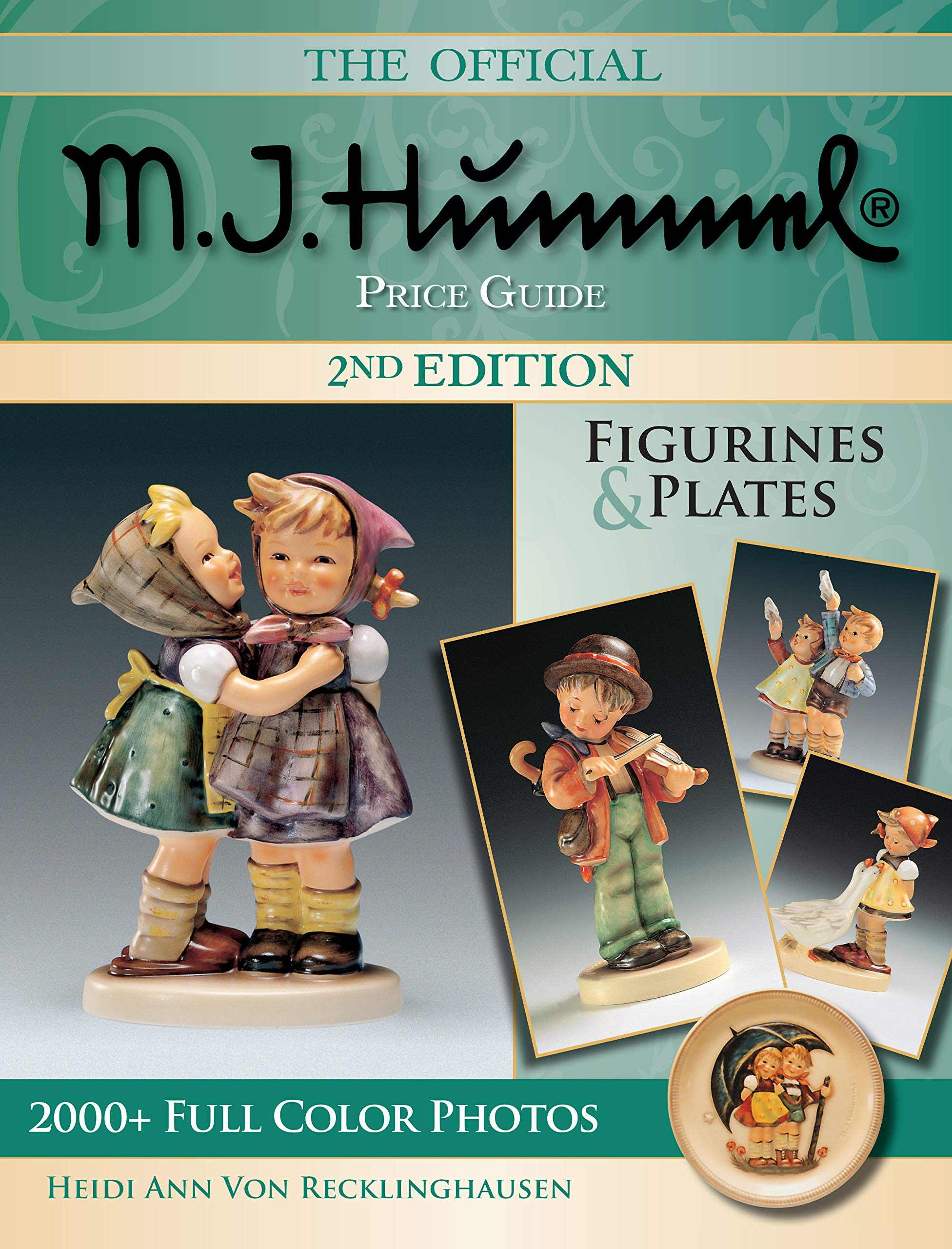 The Official M.I. Hummel Price Guide  Hummel Figurines And Plates