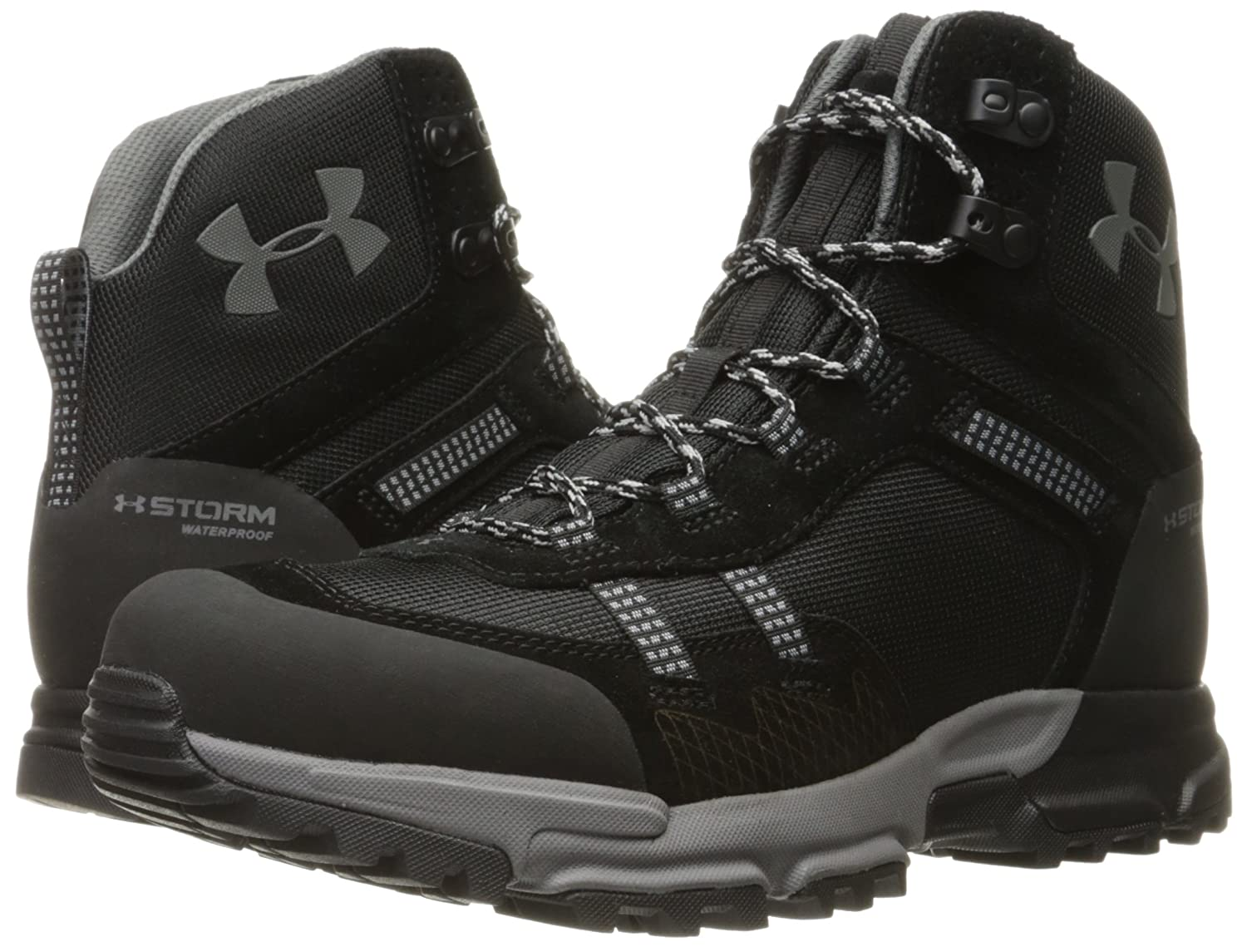 a2415736 Under Armour Men s Post Canyon Mid Waterproof Negro (001) / Negro
