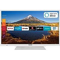 Telefunken XF32G511-W 81 cm (32 Zoll) Fernseher (Full HD, Triple Tuner, Smart TV, Prime Video)