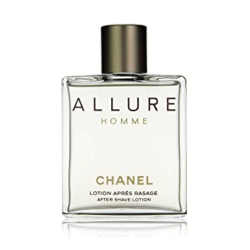 06e3b65df3f8 Amazon.com : Allure For Men Fragrance By Chanel Men 3.4 Oz After Shave :  Beauty