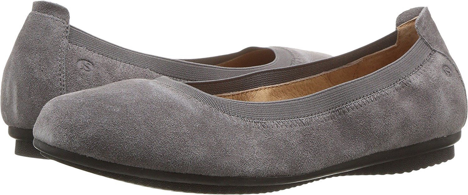 Josef Seibel Womens Pippa 33 Closed Toe Slide Flats B06XT6JJ45 36 M EU|Asphalt