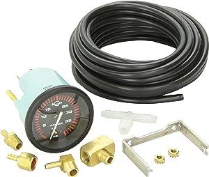 "Sierra 68357P Amega Outboard Water Pressure Kit - 2"", 40 PSI"