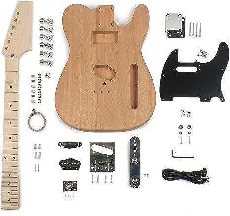 StewMac - Kit de guitarra eléctrica: Amazon.es: Instrumentos musicales