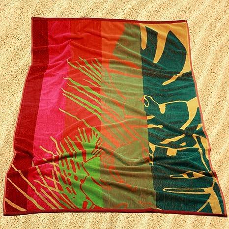 Burrito Blanco Toalla de Playa/Toalla de Piscina 178 Grande ...