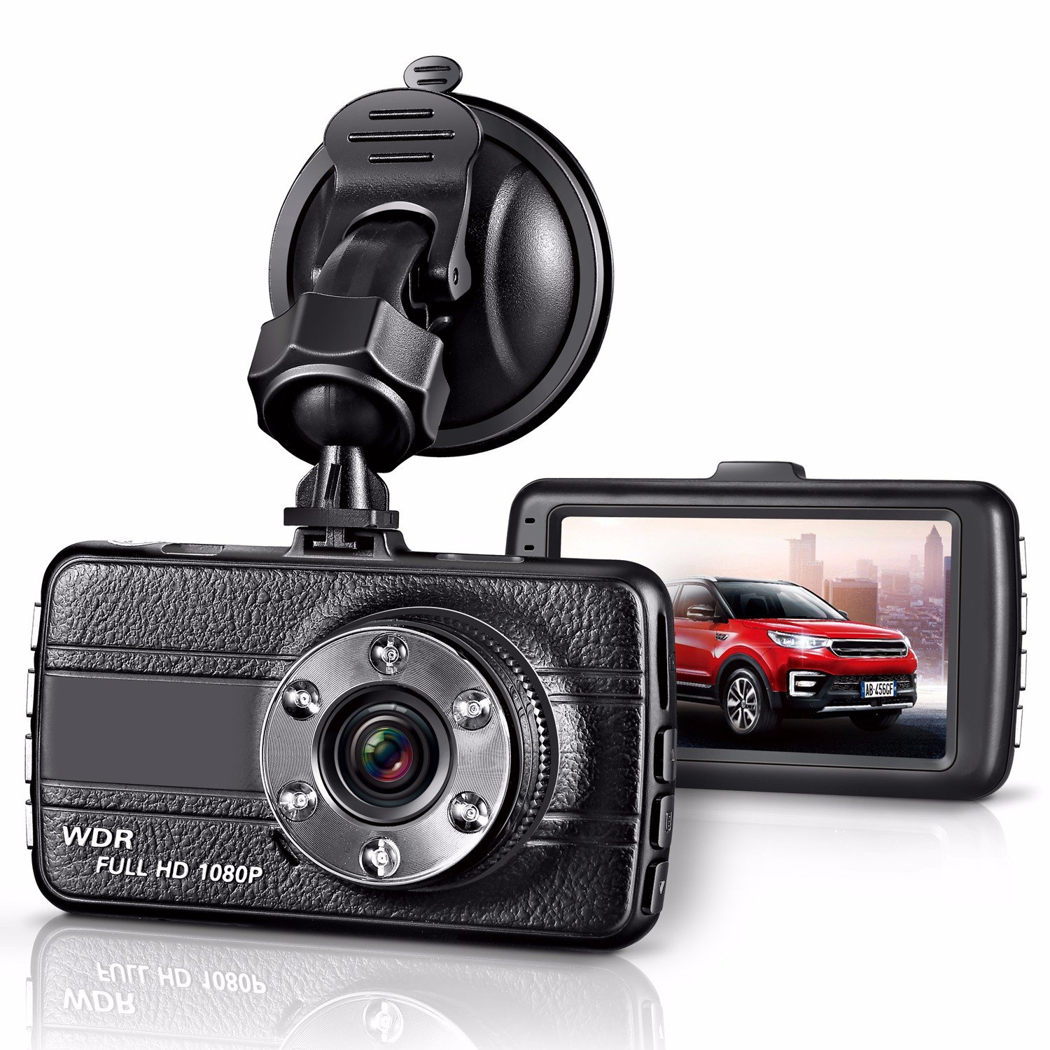 Amazon GZDL Full HD 1080P Mini Dash Cam Car Blackbox Car DVR Dashboard Camera Vehicle Camera Front G Sensor Motion Detection Loop Video Recorder Night
