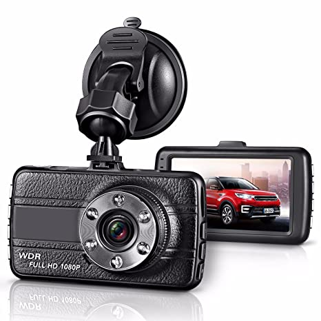 Amazon Com Gzdl Full Hd 1080p Mini Dash Cam Car Blackbox Car Dvr