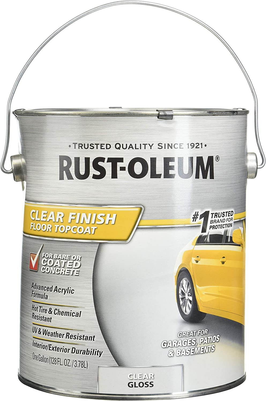 RUST-OLEUM 320202 320202 Gallon Clear Gloss Coating