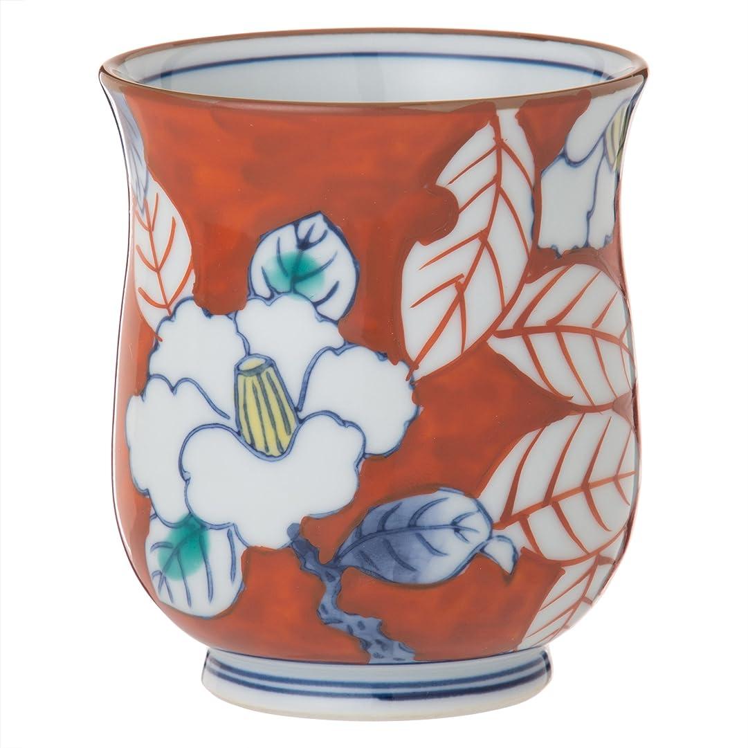 まつげ部族疼痛飯碗 湯のみ おしゃれ : 有田焼 内外濃梅 睦 セット(茶碗2客 湯呑み2客セット) Japanese Rice Bowl and Cup set(Rice Bowl x2pcs/Cup x2pcs) Porcelain/No:039600