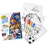 Crayola Color Wonder Paw Patrol Colouring Book