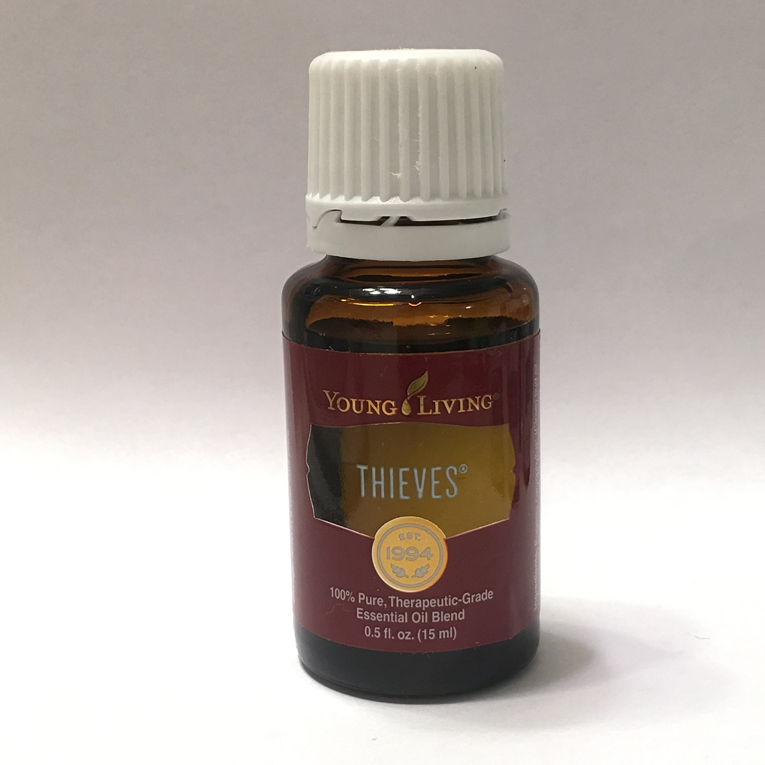 Thieves Essential Oil 15ml by Young Living Essential Oils by Young Living