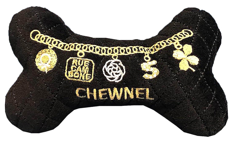 Large  Plush Chewnel Dog Bone Toy