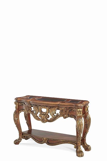 Marvelous Chateau Beauvais Console Table   Aico 75260 39