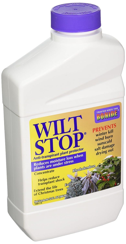 Bonide BND102 Bonide Wilt Stop Conc Plant Protector Quart