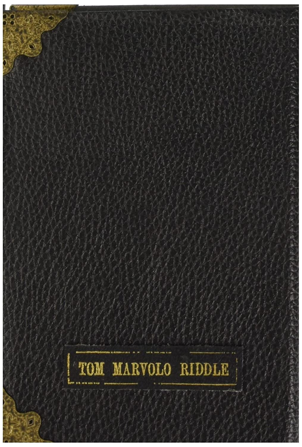 Noble Collection - Diario de Tom Marvolo Riddle, color marrón (NN7263) B004ZXA1SE