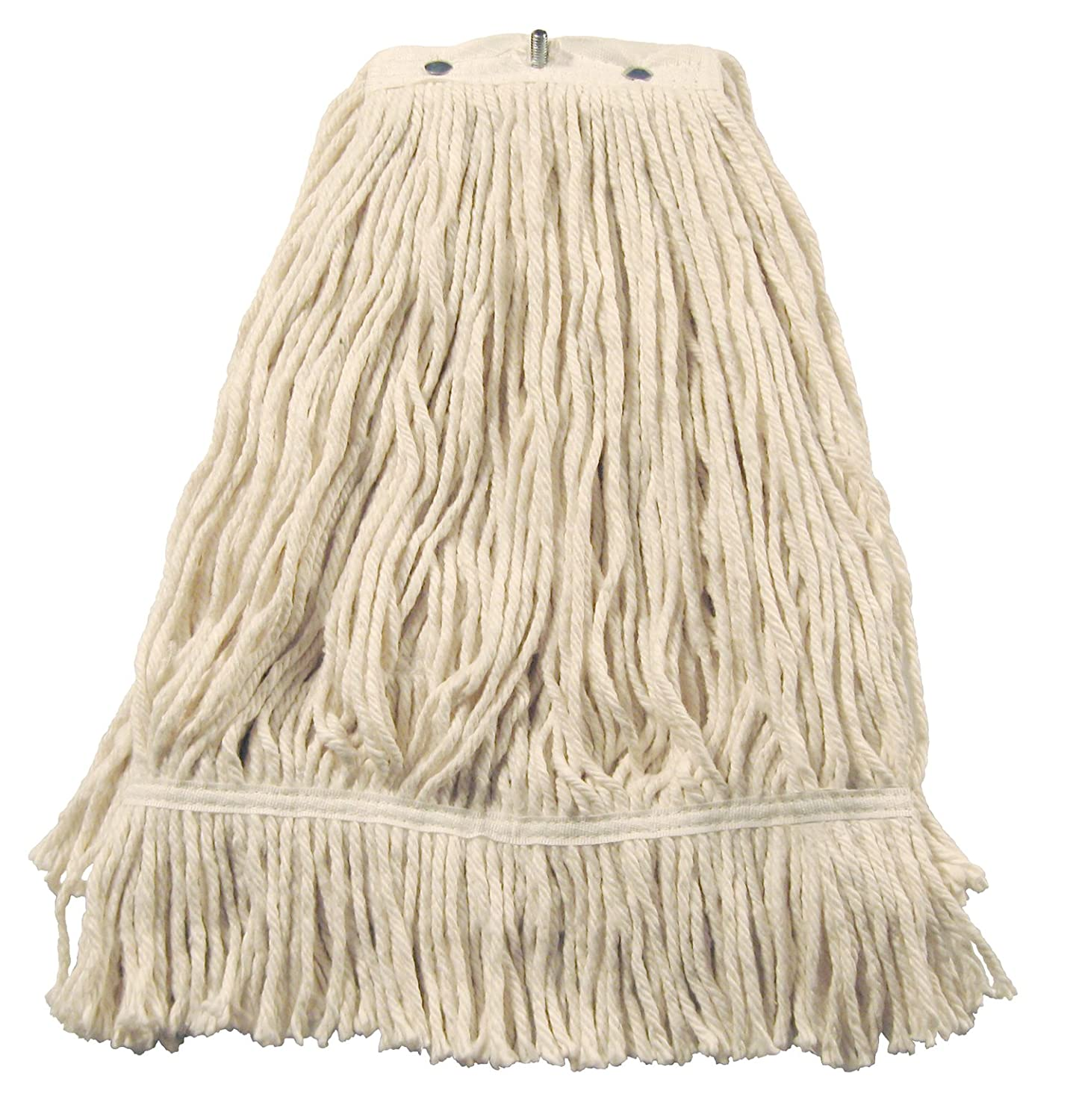 Go Go Blend Fan Mop Case of 12 Wilen A555324 Continental Commercial Products Natural 24-Ounce