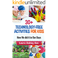 Crafts for kids:30+ Technology-free Activities for Kids-How We did it in Our Days