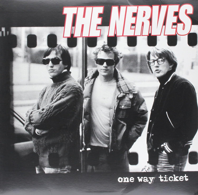 NERVES - One Way Ticket [Vinyl] - Amazon.com Music