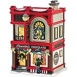 "Department 56 by Enesco Snow Village ""Christmas"" Sweets Porcelain Lit House"