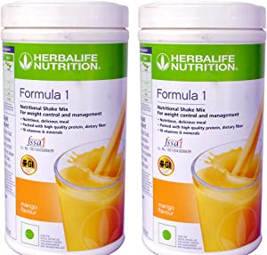 Herbalife Nutritional Shake Mix Mango Flavor Health for Body (2)