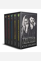 Truth & Treachery: Black Shamrocks MC: Volume One Kindle Edition