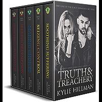 Truth & Treachery (Black Shamrocks MC) (English Edition)