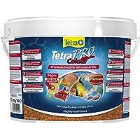 Tetra Pro Colour Premium voer (vlokkenvoer voor alle tropische siervissen, visvoer met kleurconcentraat voor mooie…