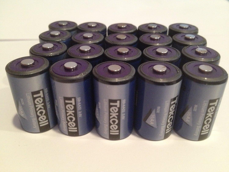 Tekcell 3.6 V Aa Lithium Battery Adt Iti,Ipass 2