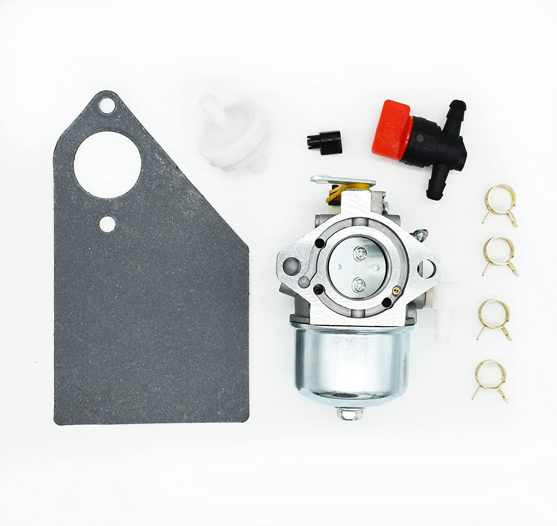 NEW Carburetor for Briggs /& Stratton 498838 US